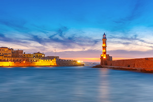 Car Rental Chania Port