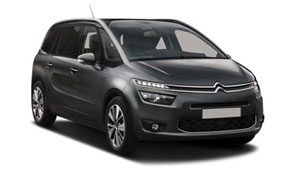 Citroen C4 Spacetourer Automatic Diesel