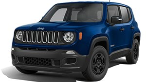Jeep Renegade Automatic Diesel