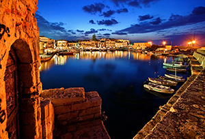 Car Rental Rethymno Port